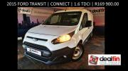 2015 Ford Transit Connect 1.6TDCI for only R169 900.00