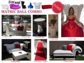 Furniture  Hire, Events, Parties, Wedding, 21st Birthdays, Bridal Showers, Baby showers, Matricballs