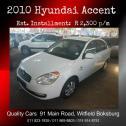 Hyundai Accent 1.6 GLS  2010