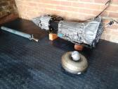 Jeep AWD Transfer case with Lexus Auto Box & TCU (Wired) EVERYTHING INCLUDED