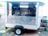 Kitchen trailer