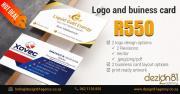 Logo Design + Free business card artwork
