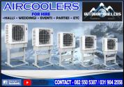 PORTABLE AIRCONS & AIRCOOLERS FOR HIRE IN KZN