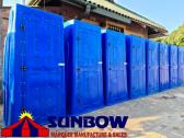 PORTABLE TOILETS FOR SALE - SUNBOW TENTS MANUFACTURE