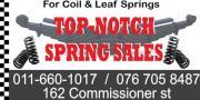 Top Notch Spring Sales