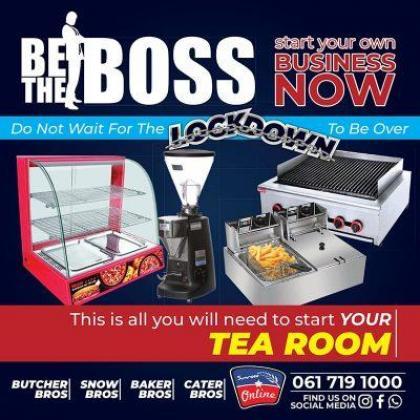 TEA ROOM COMBO in Durban, KwaZulu-Natal