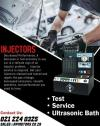 Injector Testing, Servicing & Cleaning