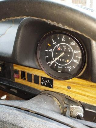1976 VW Beetle in East London, Eastern Cape