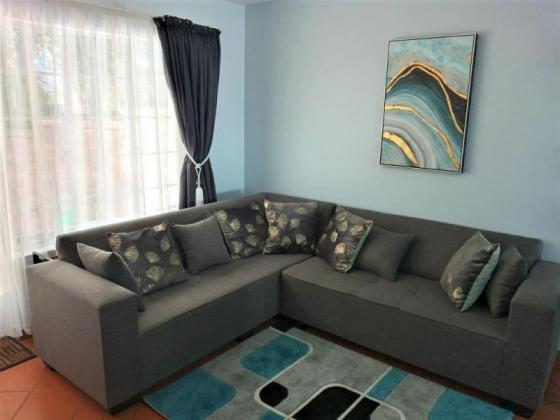 Fully Furnished Self-Catering 2-Bedroom Apartment To Let in Faerie Glen, Pretoria East. in Pretoria East, Gauteng