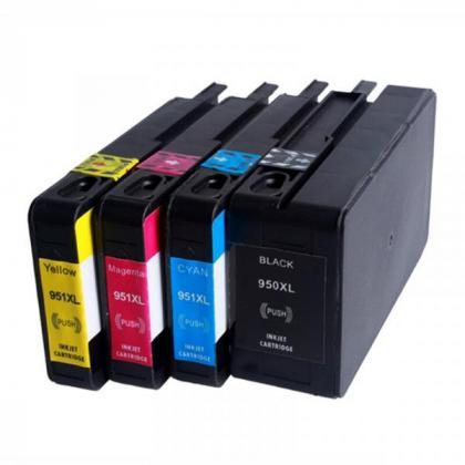 HP 950XL-951XL Value-Pack C/M/Y/K Generic Cartridge in Bloemfontein, Free State