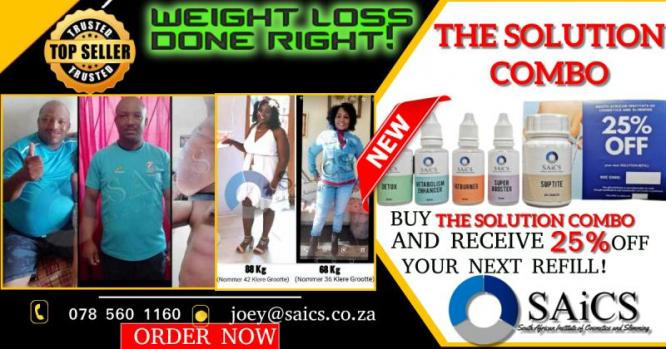 SAICS WEIGHT LOSS AND COSMETIC SOLUTIONS in Springbok, Northern Cape