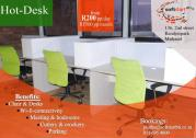 Affordable Office Space for Start-Ups