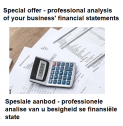 Financial Analysis of your Financial Statements