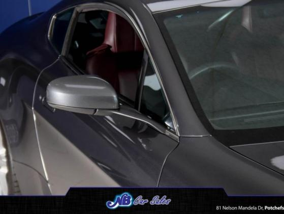 2007 ASTON MARTIN VANTAGE V8 vantage auto