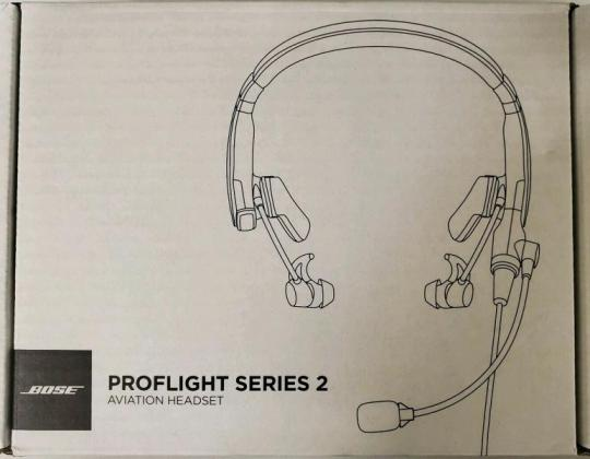 Bose ProFlight Series 2 Aviation Headset WITH Bluetooth - Dual GA Plug in Camps Bay, Western Cape