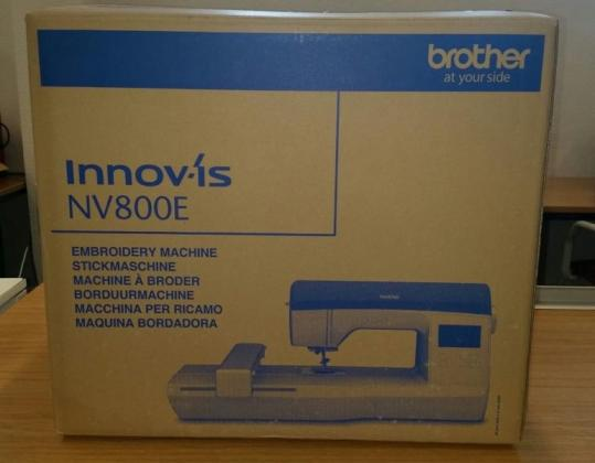 Brother Innov-is NV800E Computerized Embroidery Machine