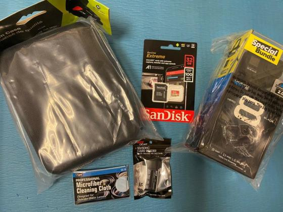 GoPro HERO8 Black Action Camera SPECIAL BUNDLE EDITION in Cape Town, Western Cape