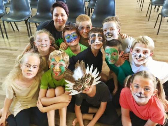 Helen O-Grady Drama Academy Overberg in Gansbaai, Western Cape