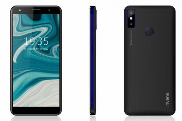 Invens UNO Dual Sim 5.5inch Smartphone in Germiston, Gauteng