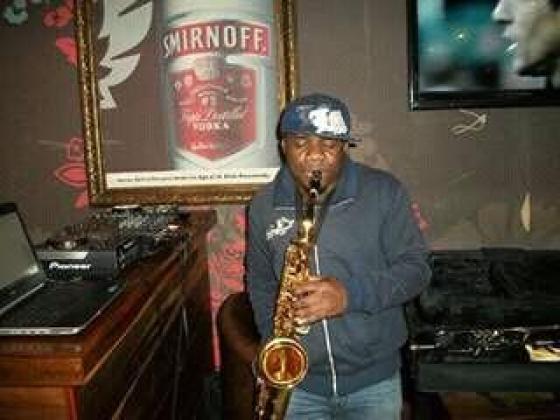Kunle saxophonist