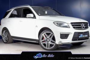 2015 Mercedes-Benz ML ML63 AMG Premium Edition For Sale