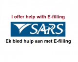 Help with SARS Efilling tax returns