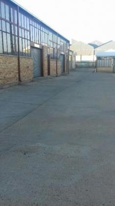 130 sqm Warehouse/Factory to rent in Krugersdorp, Gauteng