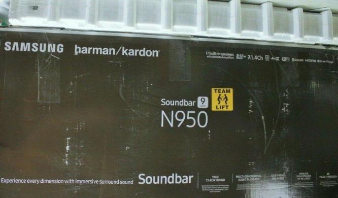 Samsung Harman Kardon HW-N950 Virtual Soundbar