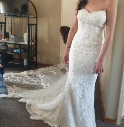 Wedding dress for sale in Pretoria West, Gauteng