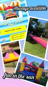 Jumpers Jumping Castle Hire