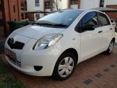 2007 Toyota Yaris T1 1.0 - Very light on fuel.