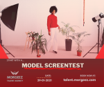 Screentest for Models