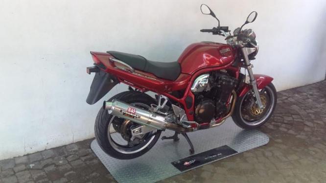 1997 Suzuki GSF 1200 Bandit