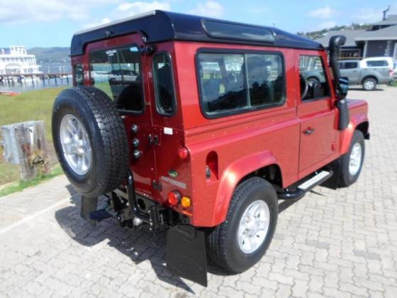 2008 Land Rover Defender 90 TD Station Wagon For Sale in Knysna, Western Cape