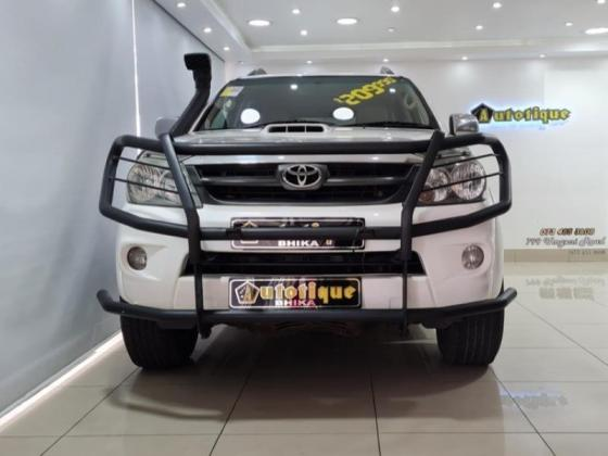 2008 Toyota Fortuner 3.0D-4D 4x4 For Sale