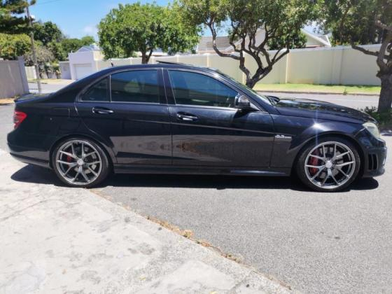 2009 Mercedes-Benz C-Class C63 AMG For Sale in Cape Town, Western Cape
