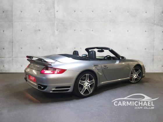 2009 Porsche 911 Turbo Cabriolet Auto For Sale in Cape Town, Western Cape