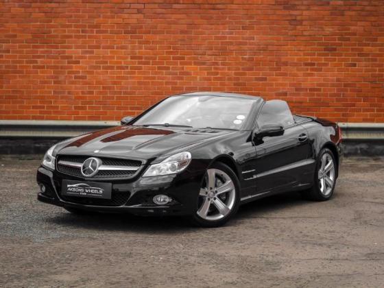 2012 Mercedes-Benz SL SL500 For Sale in Pietermaritzburg, KwaZulu-Natal