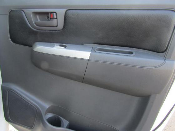 2012 Toyota Hilux 3.0D-4D Double Cab 4x4 Raider