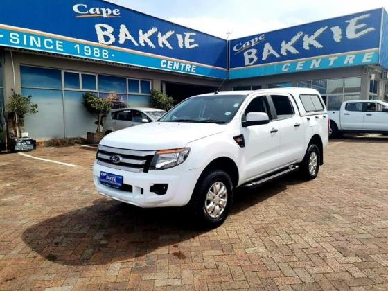 2013 Ford Ranger 2.2TDCi Double Cab 4x4 XLS For Sale in Parow, Western Cape