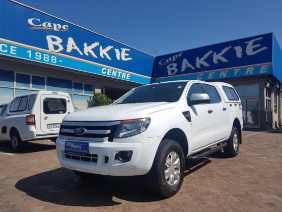 2014 Ford Ranger 2.2TDCi Double Cab 4x4 XLS For Sale in Parow, Western Cape