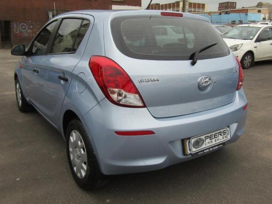 2014 Hyundai i20 1.2 Motion For Sale in Clairwood, KwaZulu-Natal