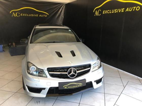2014 Mercedes-Benz C-Class C63 AMG For Sale in Cape Town, Western Cape