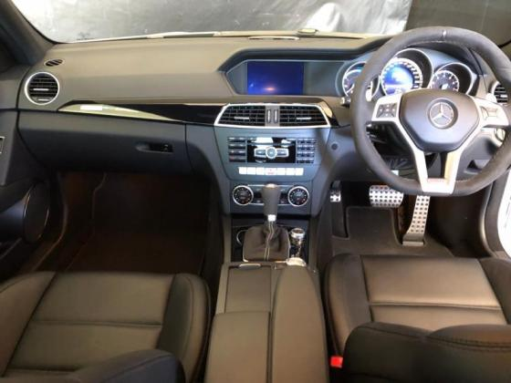 2014 Mercedes-Benz C-Class C63 AMG For Sale