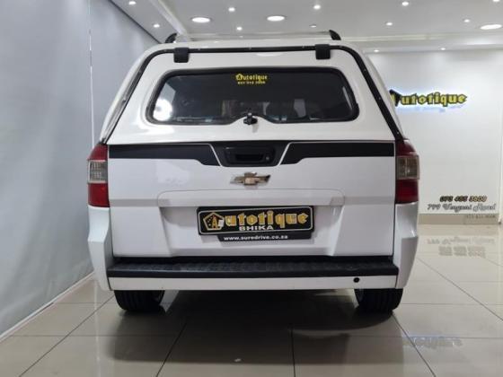 2015 Chevrolet Utility 1.4 For Sale in Durban, KwaZulu-Natal