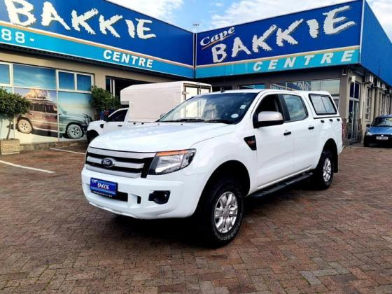 2015 Ford Ranger 2.2TDCi Double Cab Hi-Rider XLS For Sale in Parow, Western Cape