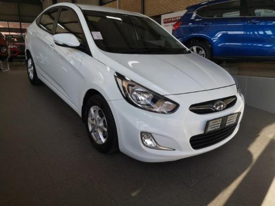2015 Hyundai Accent Sedan 1.6 Fluid Auto For Sale in Pietermaritzburg, KwaZulu-Natal