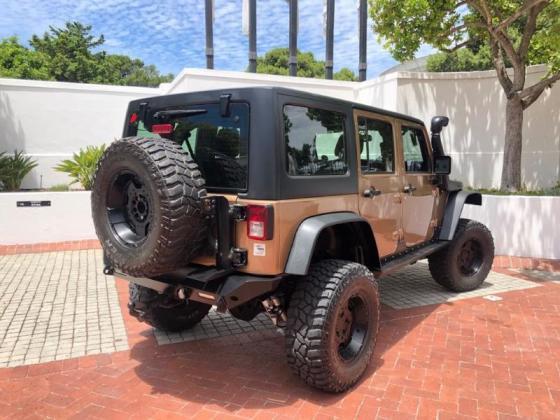 2015 Jeep Wrangler Unlimited 3.6L Rubicon X For Sale