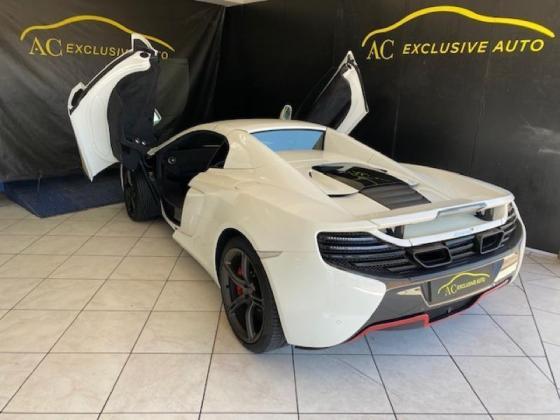 2015 McLaren 650S Spider For Sale