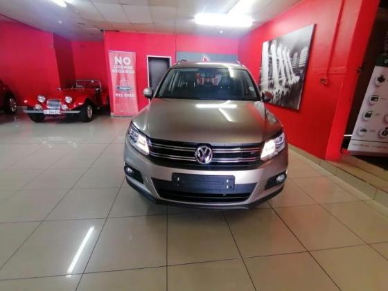 2015 Volkswagen Tiguan 1.4TSI 90kW Trend&Fun For Sale